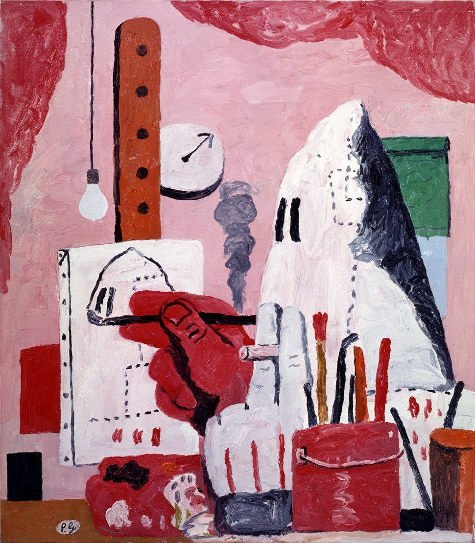 Philip Guston: The Studio, 1969