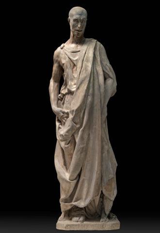 Donatello: Habakkuk, 1427-1436