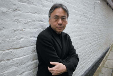 Kazuo Ishiguro, North London, 2010