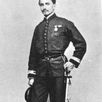 Ippolito Nievo, circa 1860