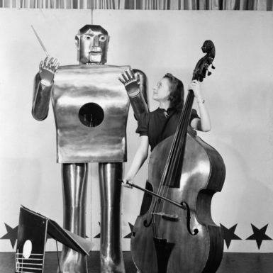 The robot Elektro