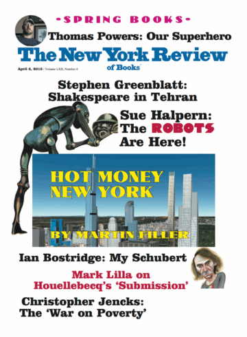 Image of the April 2, 2015 issue cover.
