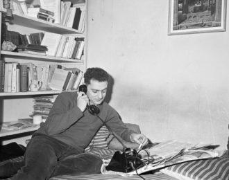 Georges Perec, Paris, November 23, 1965