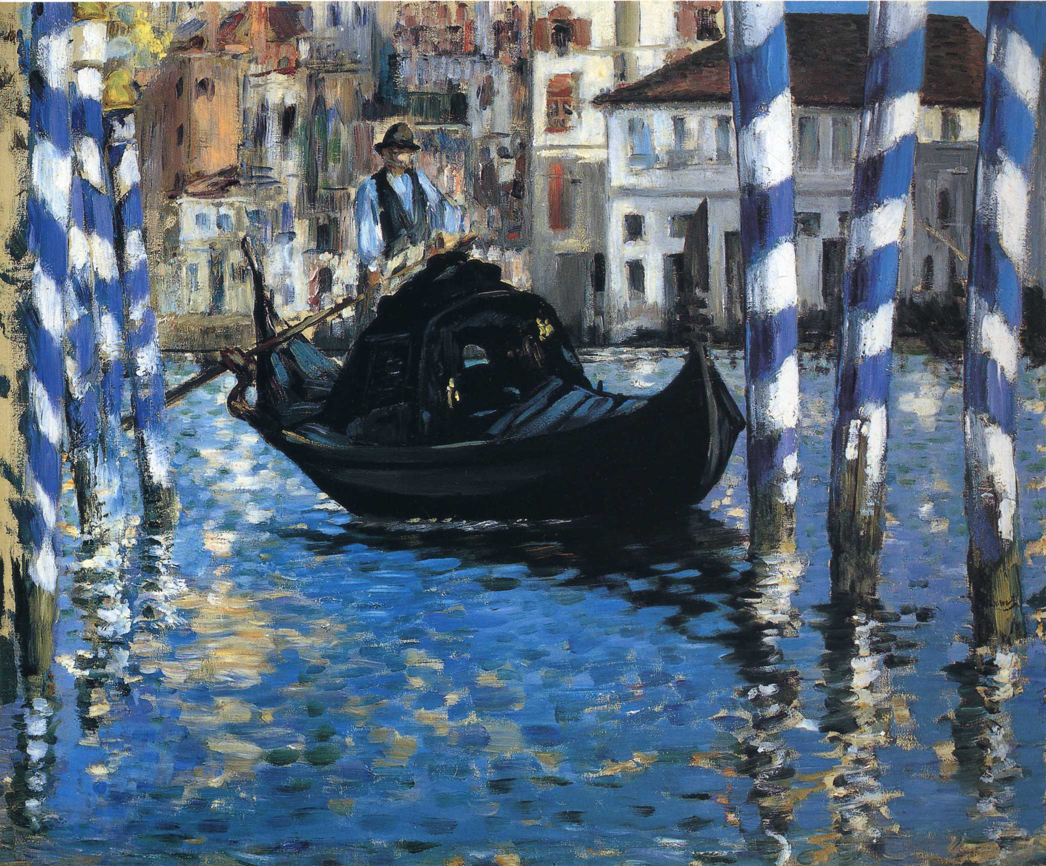 'Manet Paints Monet' | by Colin B. Bailey | NYR Daily ...