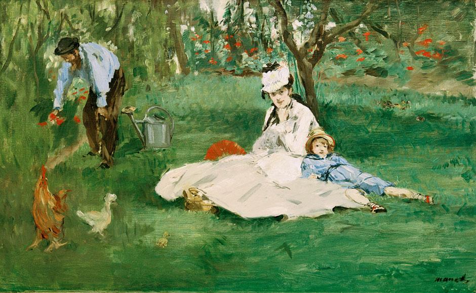 Manet Monet family.jpg