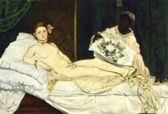 Édouard Manet: Olympia, 1863