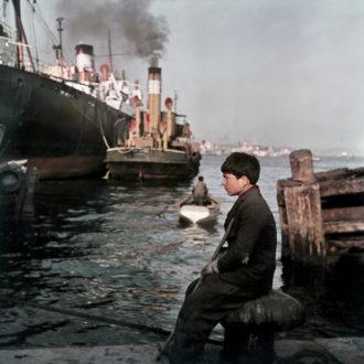 Sirkeci, Istanbul, 1964