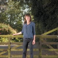 Rachel Cusk, Wells-next-the-Sea, Norfolk, August 2014