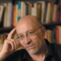 Tony Judt, New York City, 2006