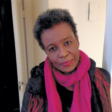 Claudia Rankine, New York City, 2014