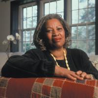 Toni Morrison, Princeton, New Jersey, 1992