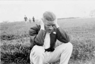 James Joyce, circa 1922