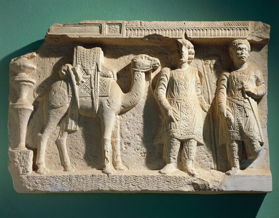 Palmyra camel relief.jpg