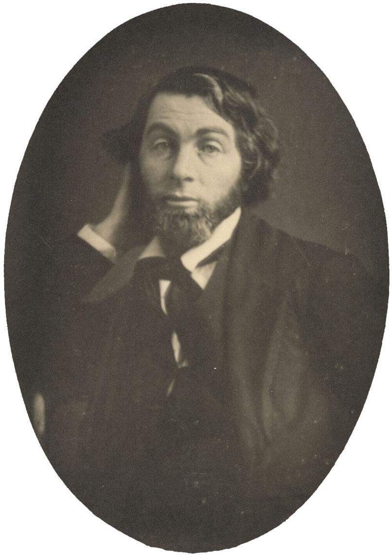 Walt Whitman, 1848