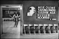 Tallinn, Estonia, 1973; photograph by Henri Cartier-Bresson