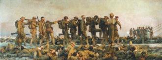 John Singer Sargent: Gassed, 1919