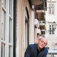 Antonio Tabucchi, Lisbon, Portugal, November 2011