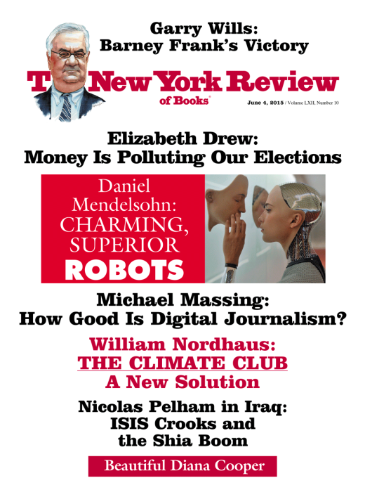 A New Solution The Climate Club By William D Nordhaus The New