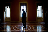 Senate Majority Leader Mitch McConnell, Washington, DC, June 1, 2015