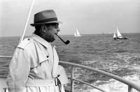 Georges Simenon, 1966