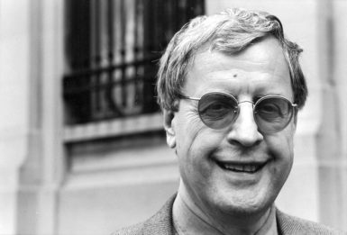 Charles Simic, New York City, May 1996