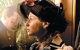 Tatyana Drubich in Sergei Solovyov's adaptation of Anna Karenina, 2009