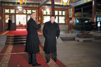 President Barack Obama and Chinese President Xi Jinping, Beijing, November 2014