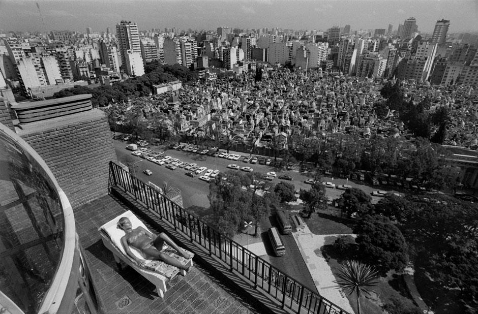 Buenos Aires, Argentina, 1978