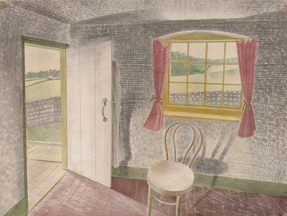 Interior at Furlong Ravilious.jpg