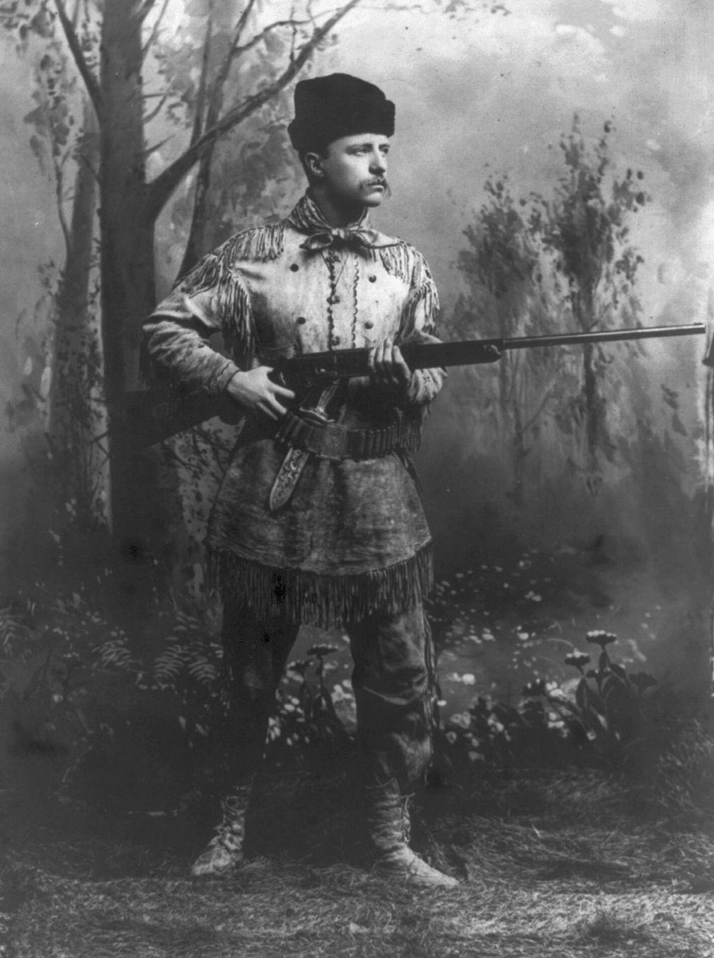 Roosevelt in Hunting Garb.jpg