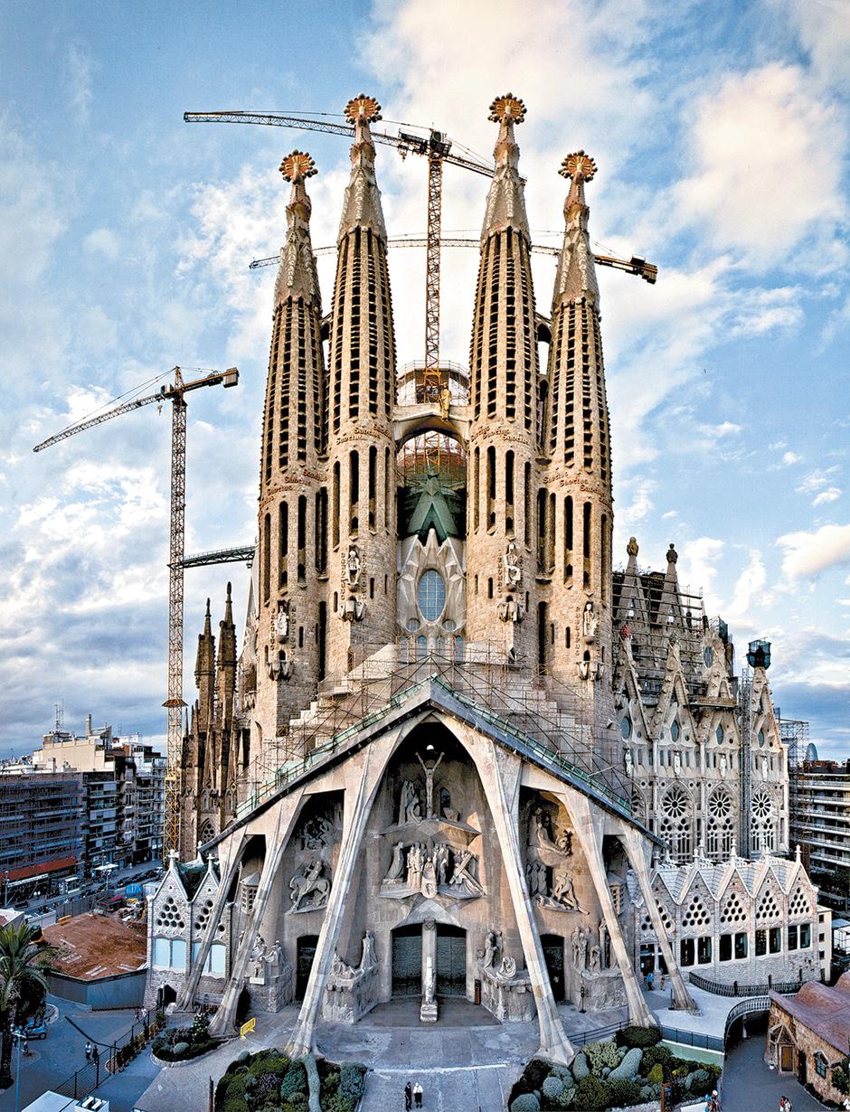 Sagrada Familia: Gaudí's Great Temple