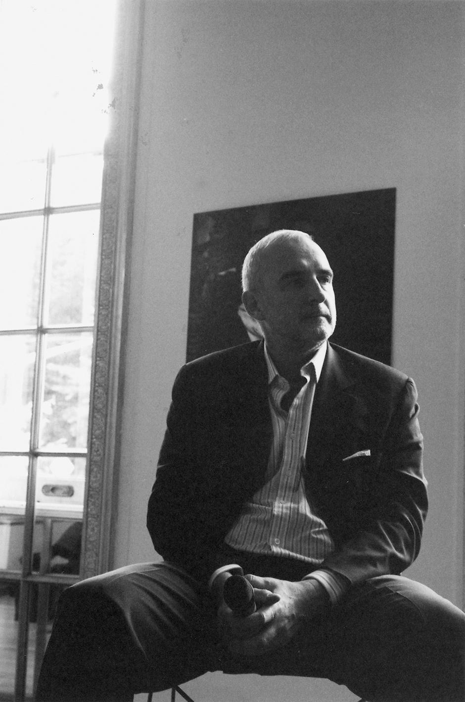 Roger Cohen, New York City, 2009