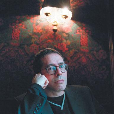 César Aira, Santiago, Chile, 2011
