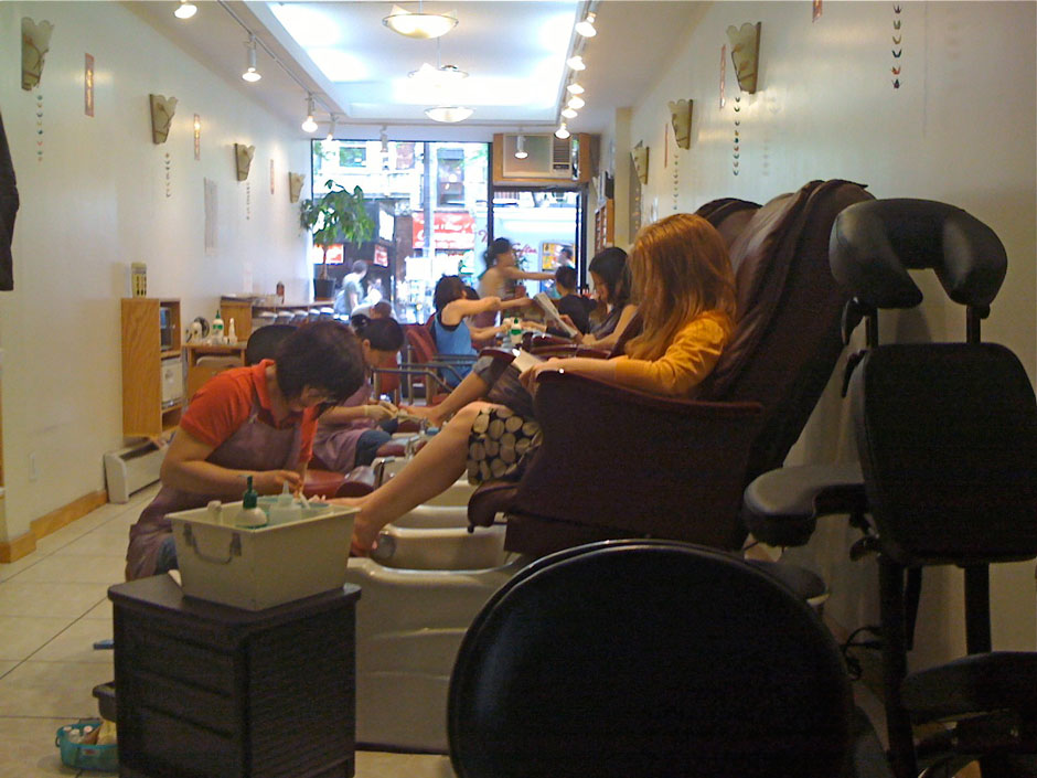 24 Nail Salon Nyc Of Nail Salons A Reply To The 39 Times 39 By Richard Bernstein