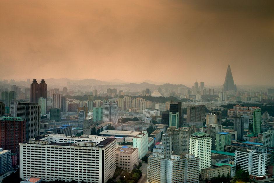 Pyongyang, North Korea, September 19, 2013