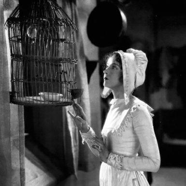 Lillian Gish as Hester Prynne in The Scarlet Letter, 1926