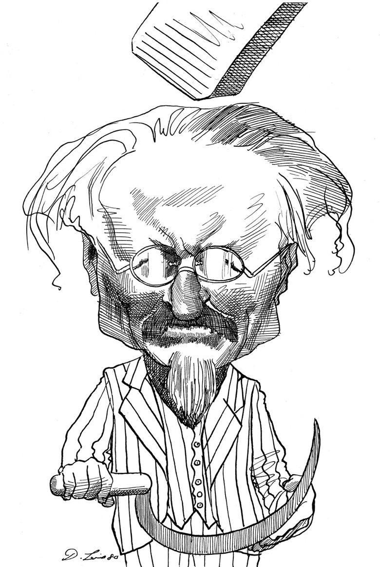 The Trotsky Paradox