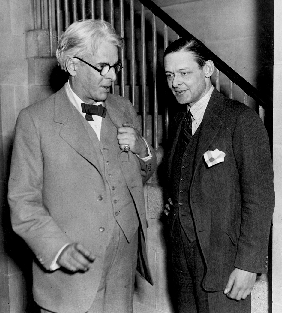 t.s. eliot essays Eliot's essays were a major factor in the revival of interest in the metaphysical poets the letters of t s eliot, edited by valerie eliot and john haffenden.