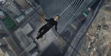 Joseph Gordon-Levitt as Philippe Petit in Robert Zemeckis's The Walk, 2015