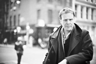 Tom McCarthy, New York City, 2012