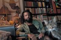 Marlon James at Jumel Terrace Books, Sugar Hill, Harlem, September 2014