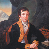 Alexander von Humboldt, 1803