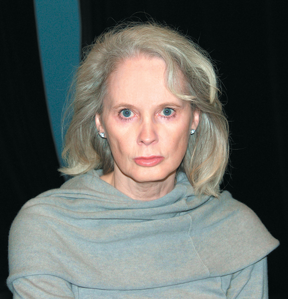Mary Gaitskill at the Brooklyn Book Festival, September 2010