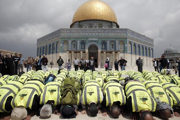 Arab-Israeli supporters.jpg
