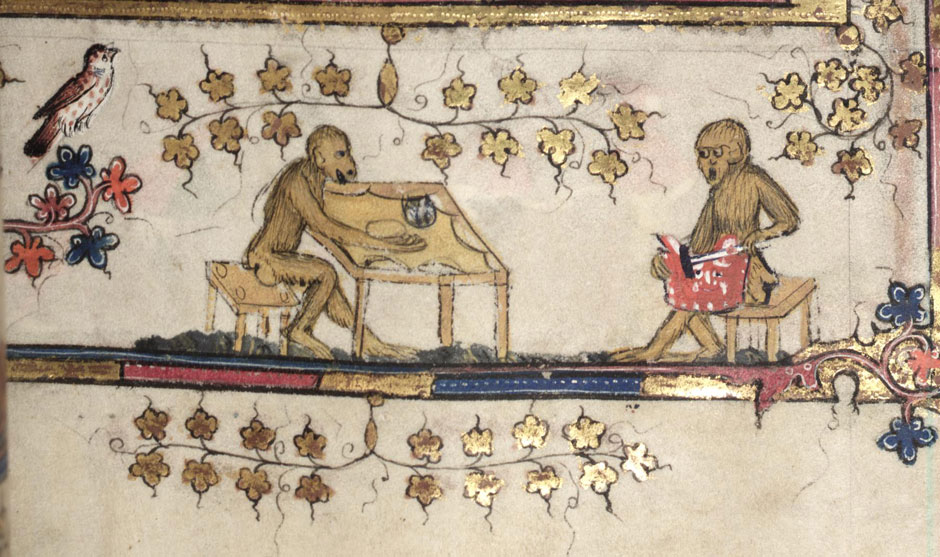 Monkeys making parchment.jpg