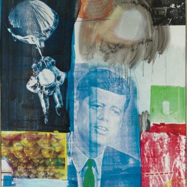 Robert Rauschenberg: Retroactive I, 1963