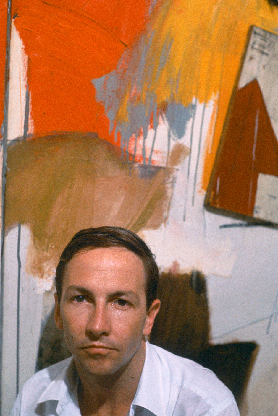 robert rauschenberg essay Robert rauschenberg and jasper johns sought to subvert the myth of the artist as visionary creator in doing so they anticipated the pop art movement.