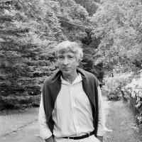 John Updike, Beverly Farms, Massachusetts, 1985