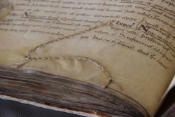 A wandering vellum repair in a tenth-century manuscript of Boethius