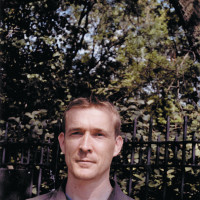 David Mitchell, New York City, 2010